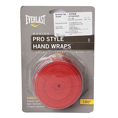Everlast Professional Hand Wraps