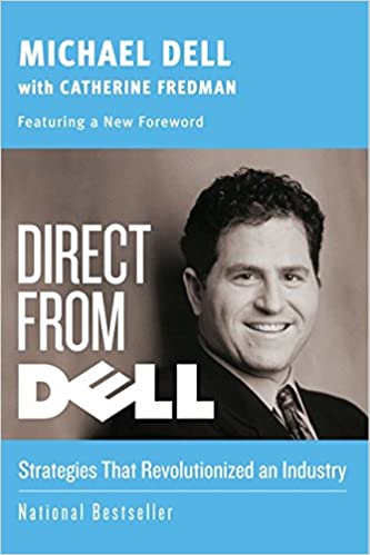 Image result for 'Direct from Dell' by Michael Dell