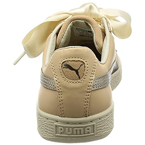 puma heart up basket mujer