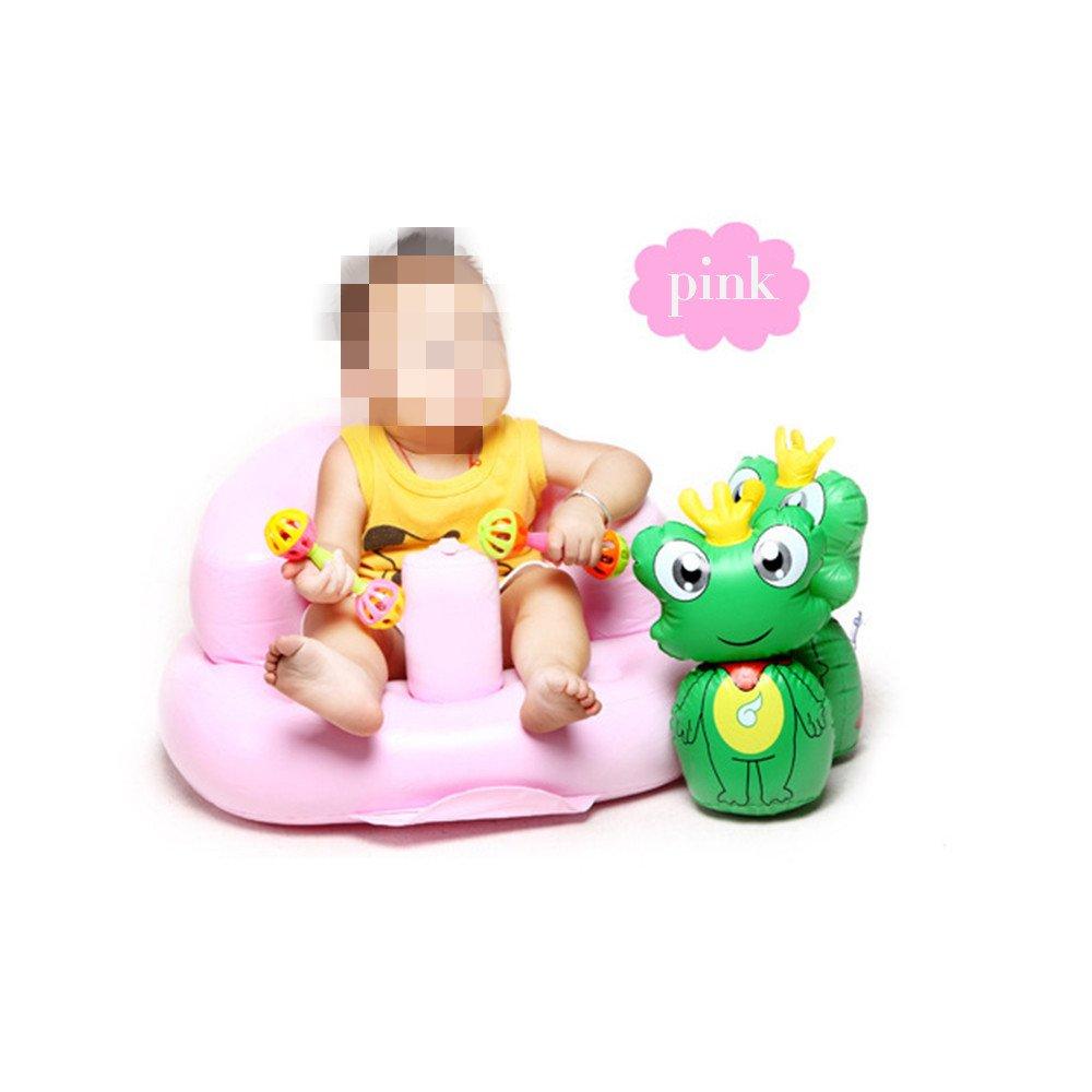 Hinchable bebés Sit Me Up taburete formación asiento baño de ...
