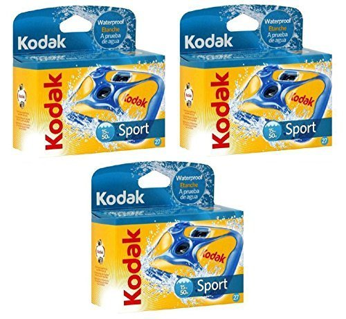 Kodak Sport Camera Waterproof - 1