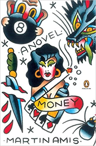 Image result for martin amis money