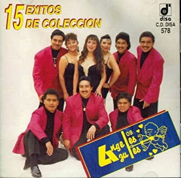 Los Angeles Azules Los Angeles Azules 15 Exitos De Coleccion Amazon Com Music