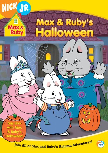 Max & Ruby's Halloween (Halloween Full Movies For Kids)