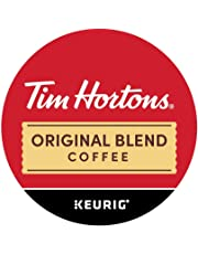 Tim Horton's Single Serve Coffee Cups, Original Blend, 80 Count