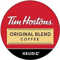 Tim Horton's Single Serve Coffee Cups, Original Blend, 80 Count