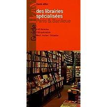 Guide librairies spécialisées