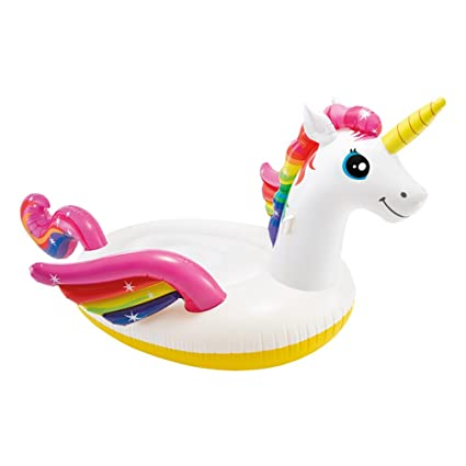 Unicornio hinchable