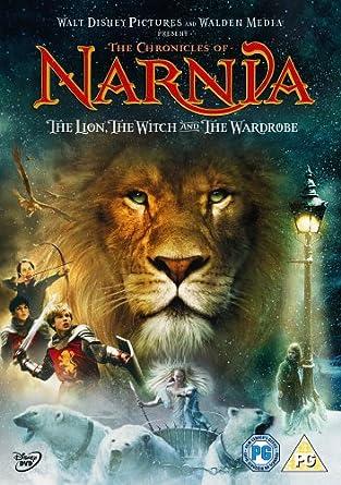 The Chronicles Of Narnia - The Lion, The Witch And The Wardrobe DVD 2005:  Amazon.co.uk: Georgie Henley, Skandar Keynes, William Moseley, Anna  Popplewell, Liam Neeson, Tilda Swinton, James McAvoy, Jim Broadbent, Andrew
