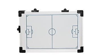 45 x 30 cm Magnet-Taktiktafel Coachboard für Fußball inkl Zubehör