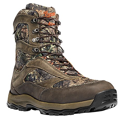 Danner Hommes Haute Sol 8 Chaussures De Chasse Isotherme Moussu Oak Pays De Rupture