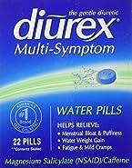 Diurex Diuretic Water Pills, 22 Count