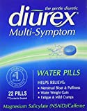 Diurex Diuretic Water Pills 22 Count, Diuretic Pill to Help Eliminate Water Weight and Bloating due to Periodic Water Retention