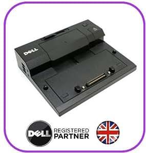 Dell Latitude E4200 E4300 E4310 E5400 E5410 E5420 E5500 E-Port Replicator PW380, [Importado de UK]