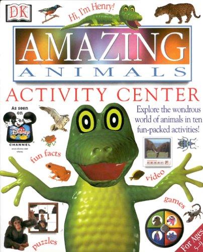 Amazing Animals Activity - Store Florida Disney Outlet