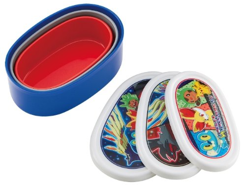 Pokemon XY sealed container 3P set SRS3S (japan import) by Skater