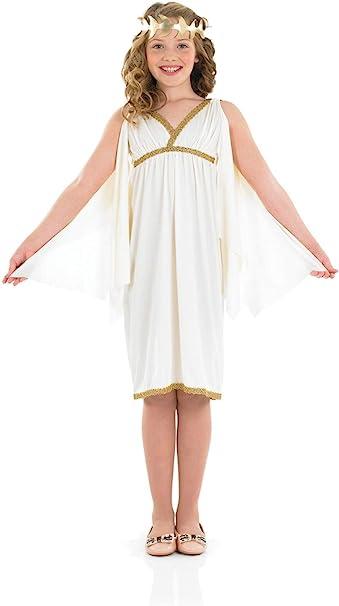 Amazon.com: Disfraz de chica Cleopatra para niños, diseño de ...