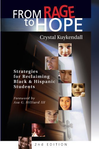 Download By Crystal Kuykendall - From Rage to Hope: Strategies for Reclaiming Black & Hispanic Students: 2nd (second) Edition PDF ePub ebook