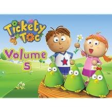 Tickety Toc Season 1 Volume 5