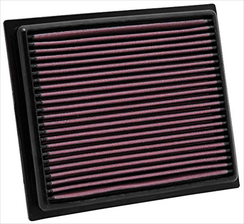 K&N engine air filter, washable and reusable:  2010-2019 Toyota/Lexus/Mitsubihi L3/L4 (Auris, RAV4 Hybrid, Prius, NX300h, CT300h, Eclipse Cross) - Eclipse Hybrid