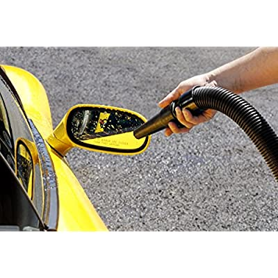 Metro Vac MB-3CD Air Force Master Blaster 8-HP Car & Motorcycle Dryer - Auto Detailing: Automotive