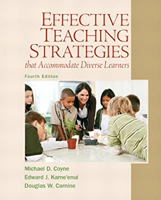Effective Teaching Strategies That Accommodate Diverse Learners 4th