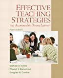 Effective Teaching Strategies That Accommodate Diverse Learners 4th Edition