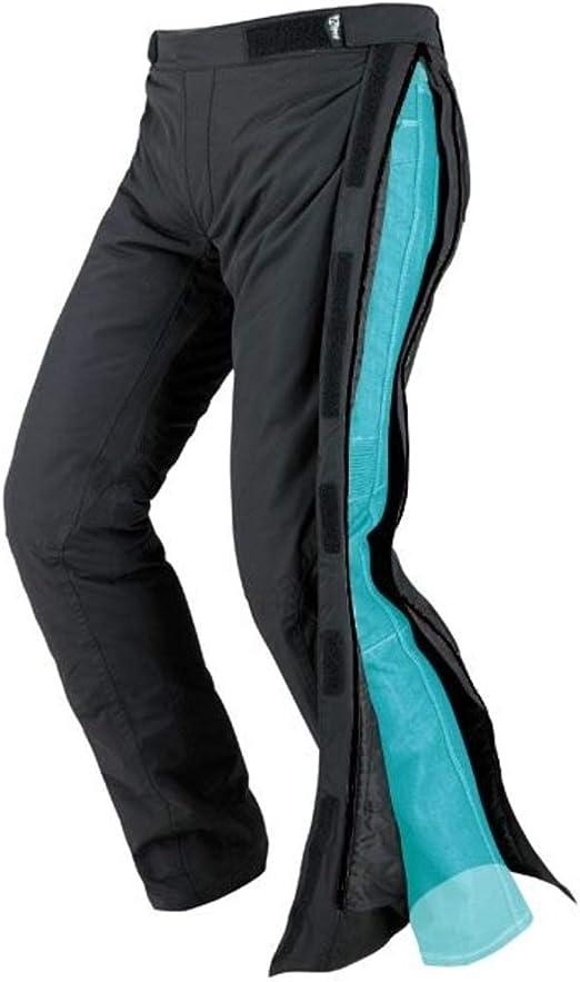 Grau,DE 66 Kurz 8XL JET Motorradhosen Textilhose Wasserdicht Winddicht Mit Protektoren Weite 50 L/änge 30