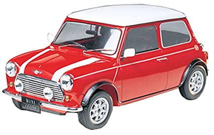 12031 Tamiya Rover Mini Cooper 13i 112 Scale Plastic Model Kit