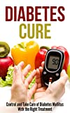 Diabetes Cure: Control and Take Care of Diabetes Mellitus With the Right Treatment