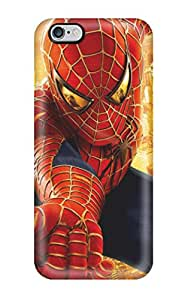 Hot 2366663K18674224 Top Quality Protection Spider Man Case Cover For Iphone 6 Plus