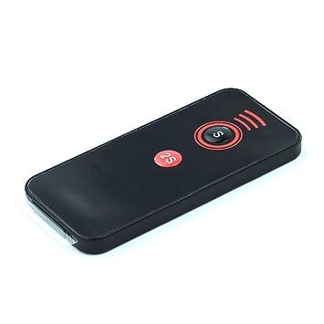 Control Remoto Compatible con Sony A7 SLT-A33 A55 A57 A65 A77 II ...