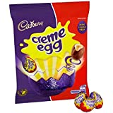 Original Cadbury Creme Egg Bag Minis Imported from the UK, England, Creme Eggs