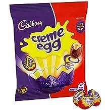 Original Cadbury Creme Egg Bag Minis Imported from the UK, England, Creme Eggs