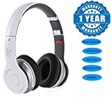 Captcha Bluetooth Wired & Wireless HeaDPhones With Tf Card/Mic/Fm For Iball Andi S450 (Multi-Colour)