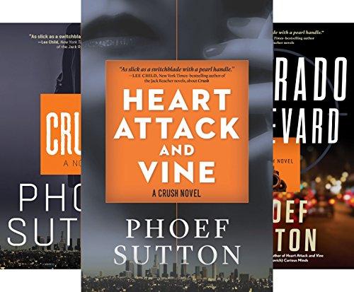 Crush Mysteries (3 Book Series)
