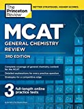 MCAT General Chemistry Review, 3rd Edition (Graduate School Test Preparation)