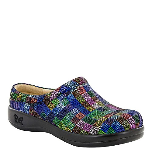 Alegria Women's Kayla Clog Block Party