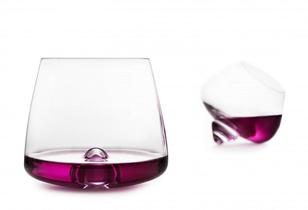 Normann Copenhagen Cognac Glasses by Normann Copenhagen
