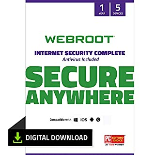 There's Always a New Cybersecurity Threat - Let Webroot Help Nearly half of all consumers worldwide have been victims of cybercrime. Every link clicked, email opened, app downloaded, and network joined is an opportunity for hackers to compromise y...