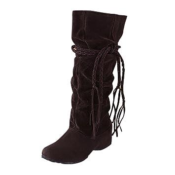 Women Heighten Platforms Thigh High Tessals Boots Motorcycle Shoes^