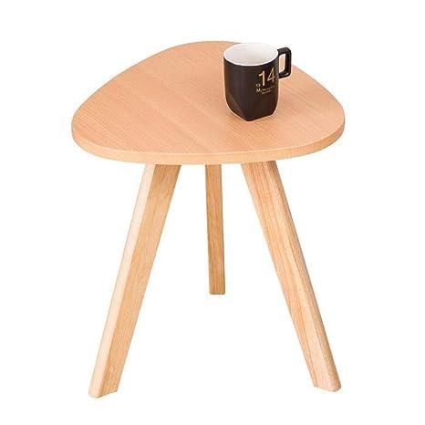Amazon.com: Mesa auxiliar de café, mesa auxiliar para ...