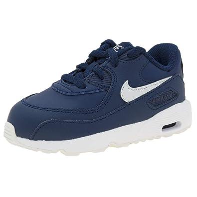size 40 e841e cd1c5 Nike Air Max 90 LTR (TD), Chaussures de Fitness Mixte Enfant, Multicolore