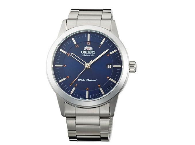 Reloj Orient Automático Caballero Clásico Elegante modelo 147-FAC05002D0: Amazon.es: Relojes