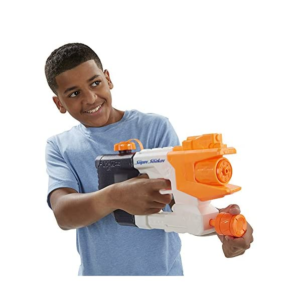 Nerf - Super Soaker Pistola d'acqua H20 Tornado Scream 4 spesavip