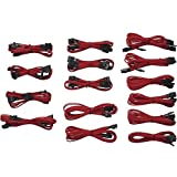 Corsair CP-8920049 Standard Power Cable Kit, Red