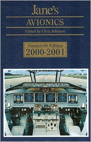 Jane's Avionics: 2000-2001 (Jane's Avionics, 2000-2001)