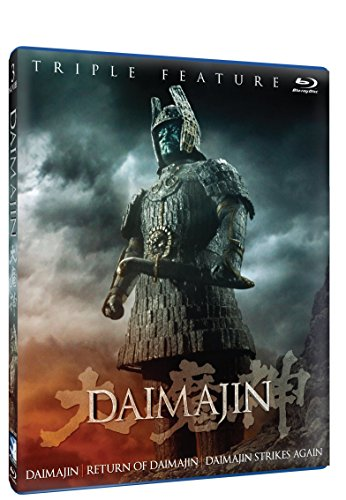 Daimajin - Triple Feature Collector's Edition - Blu-ray by Mill Creek
