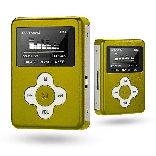 ❤️Jonerytime❤️USB Mini MP3 Player LCD Screen Support