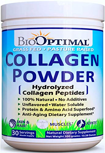 BioOptimal Collagen Powder Collagen